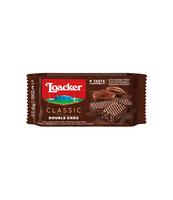 LOACKER DOUBLE CHOC 45 G