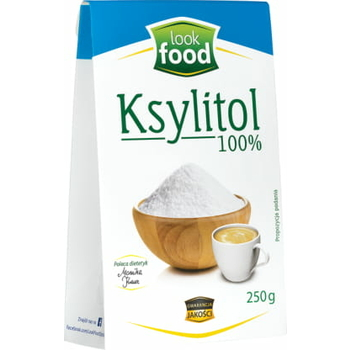 LOOK FOOD KSYLITOL 250G