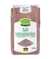 LOOK FOOD SÓL HIMALAJSKA CZARNA DROBNA 500G