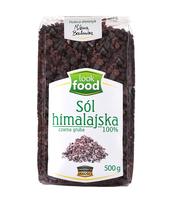 LOOK FOOD SÓL HIMALAJSKA CZARNA GRUBA 500G