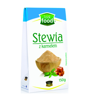 LOOK FOOD STEWIA Z KARMELEM 150G