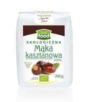 LOOK FOOD MĄKA KASZTANOWA 200G
