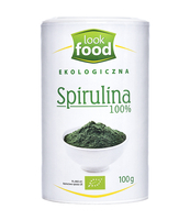 LOOK FOOD SUPERFOODS SPIRULINA BIO 100G