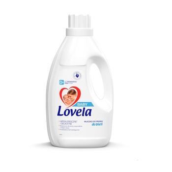LOVELA BABY PŁYN DO PRANIA WHITE 1,45L.