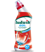 LUDWIK ALL IN ONE ŻEL DO ZMYWAREK BEZ FOSFORANÓW 750ML