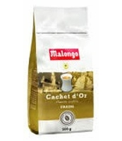 MALONGO KAWA CACHET D'OR ZIARNISTA 500G
