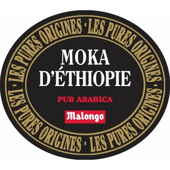 MALONGO KAWA MIELONA MOKA D'ETHIOPIE 250G