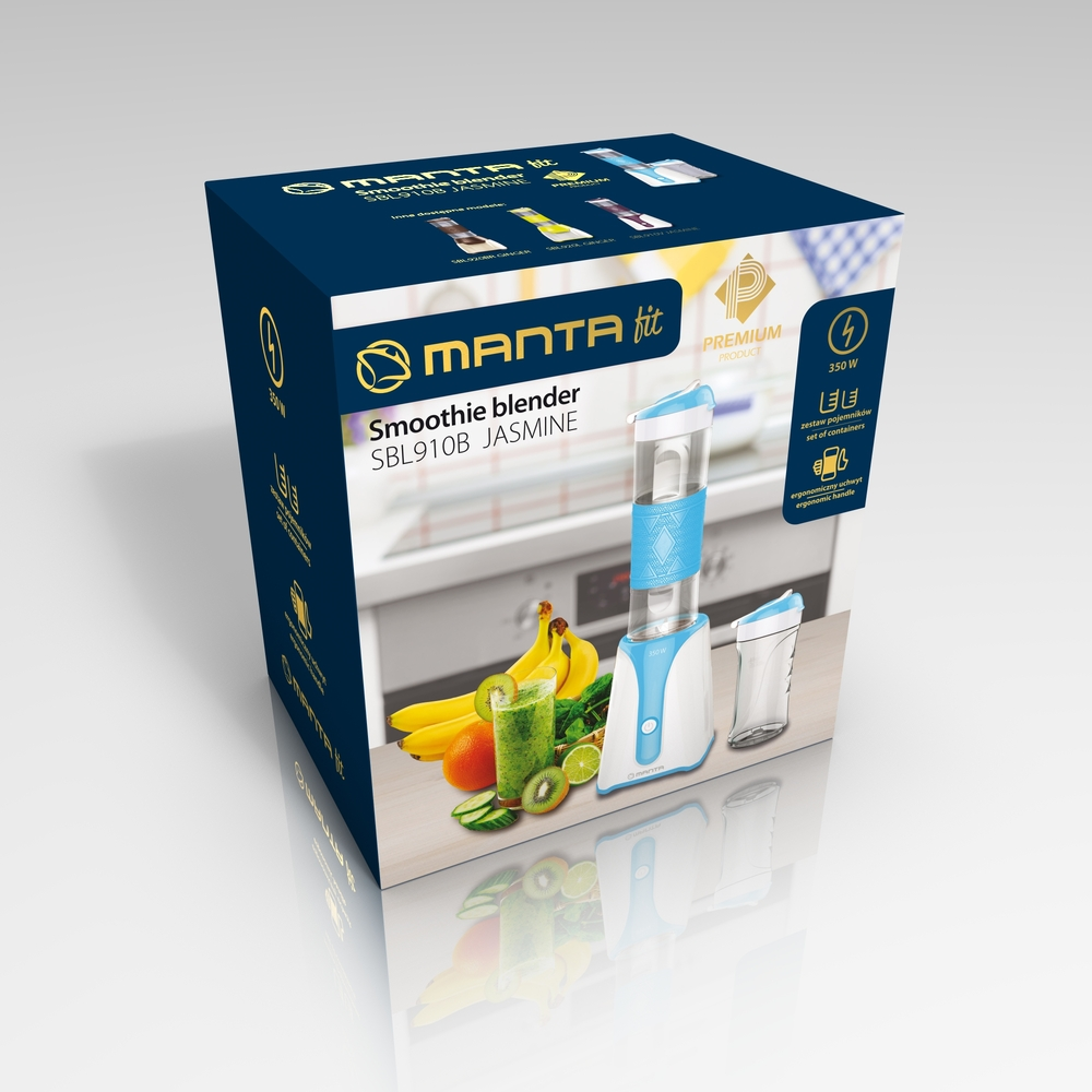 MANTA SMOOTHIE BLENDER SBL910B