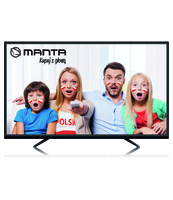 MANTA TELEWIZOR 55' LED5501U