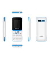 "TELEFON KOMÓRKOWY MANTA 1.77"" AVO3 WHITE/BLUE TEL1712WB"