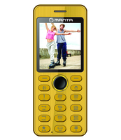 "TELEFON KOMÓRKOWY MANTA FEATURE PHONE 2"" GOLD TEL92410G"