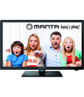 """TELEWIZOR MANTA 24"""" LED240E4"""