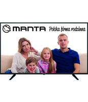 TELEWIZOR MANTA LED 55LUA19S