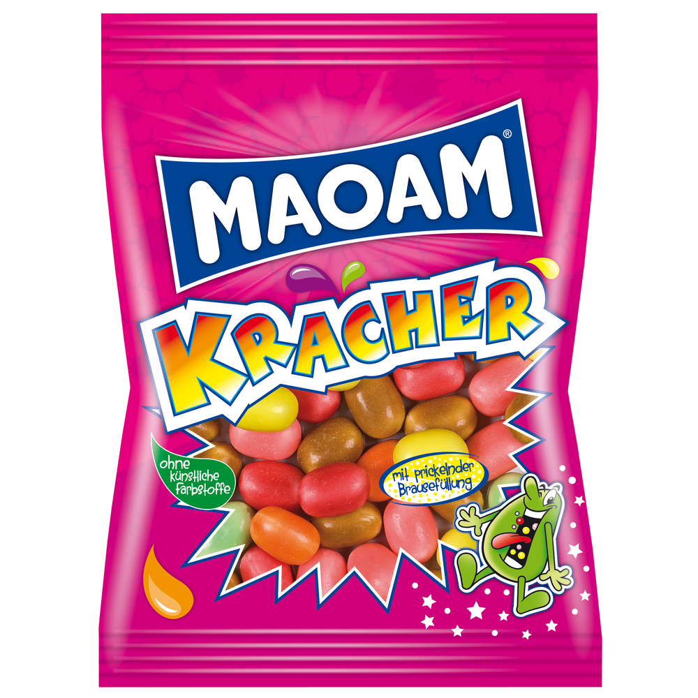 MAOAM HAPPY FRUTTIES 175G