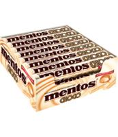 MENTOS WHITE CHOCO 38G