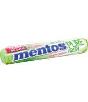 MENTOS PURE FRESH LIME ROLKA 15,5G