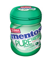 MENTOS PURE FRESH SPEARMINT BUTELKA 60G