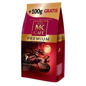 MK CAFE PREMIUM 1000+100G GRATIS KAWA PALONA ZIARNISTA
