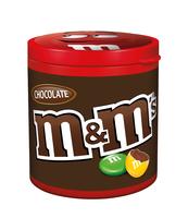 M&M'S CZEKOLADOWE BUTELKA 8*100G