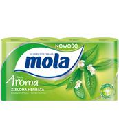 MOLA FRESH AROMA ZIELONA HERBATA A`8