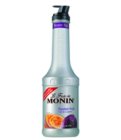 MONIN PUREE PASSION FRUIT - PUREE MARAKUJA 1L