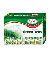 MALWA GREEN TEAS KOLEKCJA 6 HERBAT ZIELONYCH 30 TOREBEK (30X2G) 60G