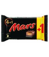 MARS MULTI 225G (4+1 PACK)