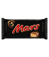 MARS MULTI 5PACK 225G