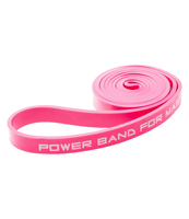 TAŚMA DO ĆWICZEŃ FITNESS MARTES SUPERBAND PINK-LIGHT