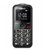 MAXCOM TELEFON GSM MM 560 BB SZARY