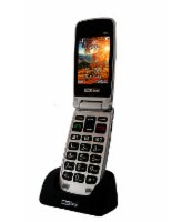 MAXCOM TELEFON GSM MM 823 CZARNY