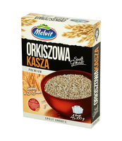 MELVIT KASZA ORKISZOWA 4X100G