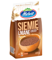 MELVIT SIEMIĘ LNIANE 400G