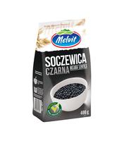 MELVIT SOCZEWICA CZARNA 400G