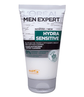 L'OREAL PARIS MEN EXPERT HYDRA SENSITIVE ŻEL DO MYCIA TWARZY 150 ML
