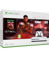 KONSOLA MICROSOFT XBOX ONE S 1 TB+ GRA NBA 2K20