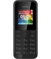 TELEFON KOMÓRKOWY NOKIA 105 DUAL SIM CZARNA