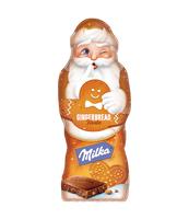 MILKA GINGERBREAD SANTA 100 G