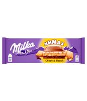 MILKA CHOCO&BISCUIT 300G