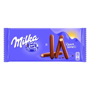 MILKA CHOCO STICKS 112G
