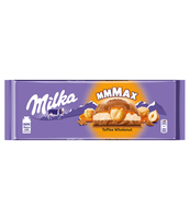 MILKA HAZELNUTS TOFFEE 300G