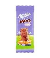 MILKA MOO BAR CARMEL 16G