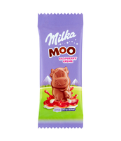 MILKA MOO BAR RASPBERRY 16G