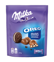 MILKA OREO MINI ORIGINAL 153G