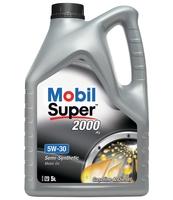 MOBIL SUPER 2000 X1 5W30 5L