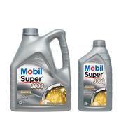 MOBIL SUPER 3000 X1 5W40 4L + 1L