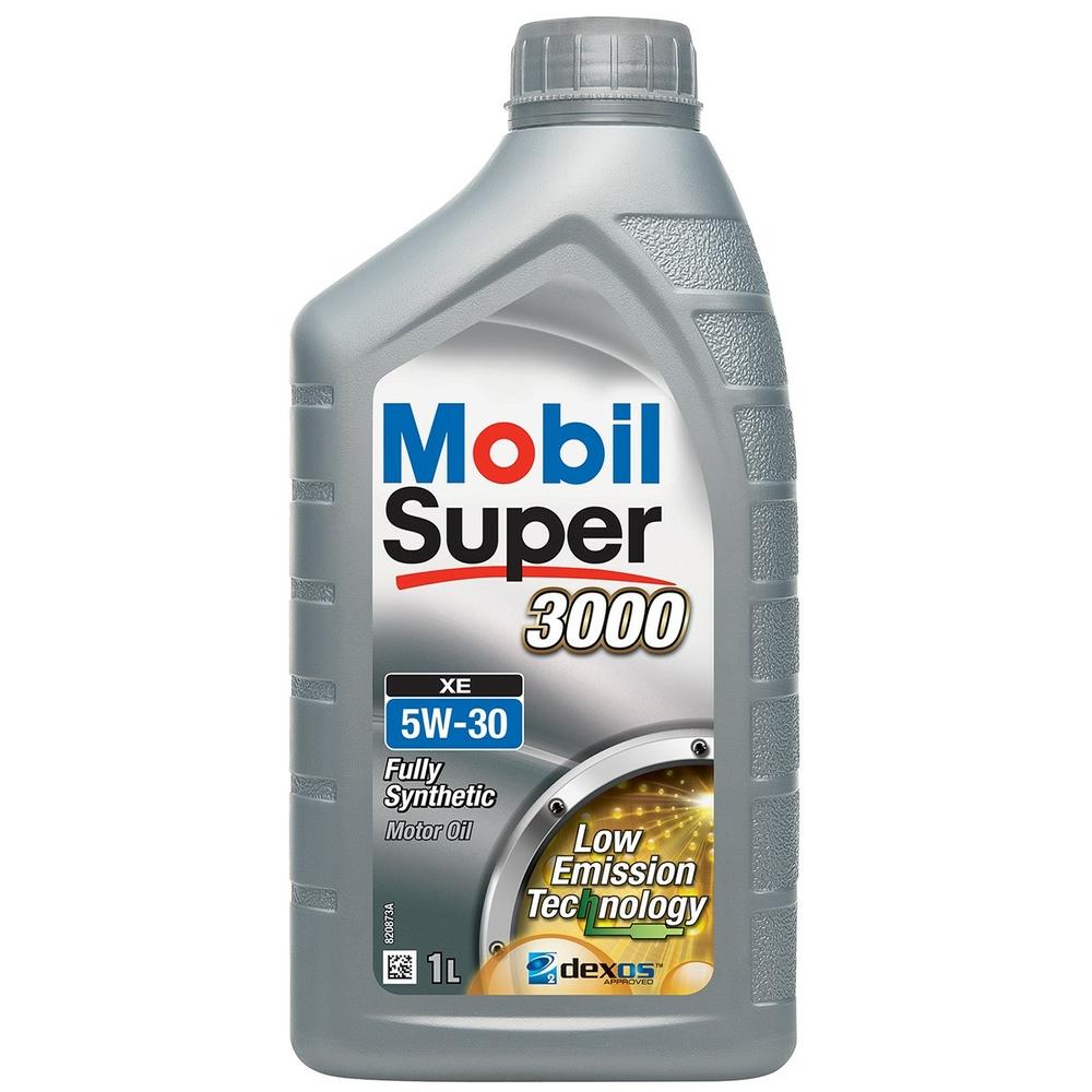 OLEJ SILNIKOWY MOBIL SUPER 3000 XE 5W30