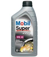 OLEJ SILNIKOWY MOBIL SUPER 2000 X1 10W-40
