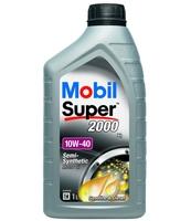 OLEJ SILNIKOWY MOBIL SUPER 2000 X1 10W-40 1L