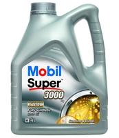 OLEJ SILNIKOWY MOBIL SUPER 3000 X1 5W-40 4L